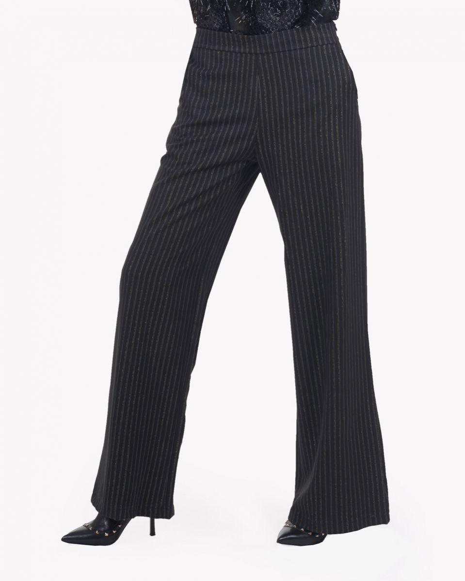 Pantalone gessato
