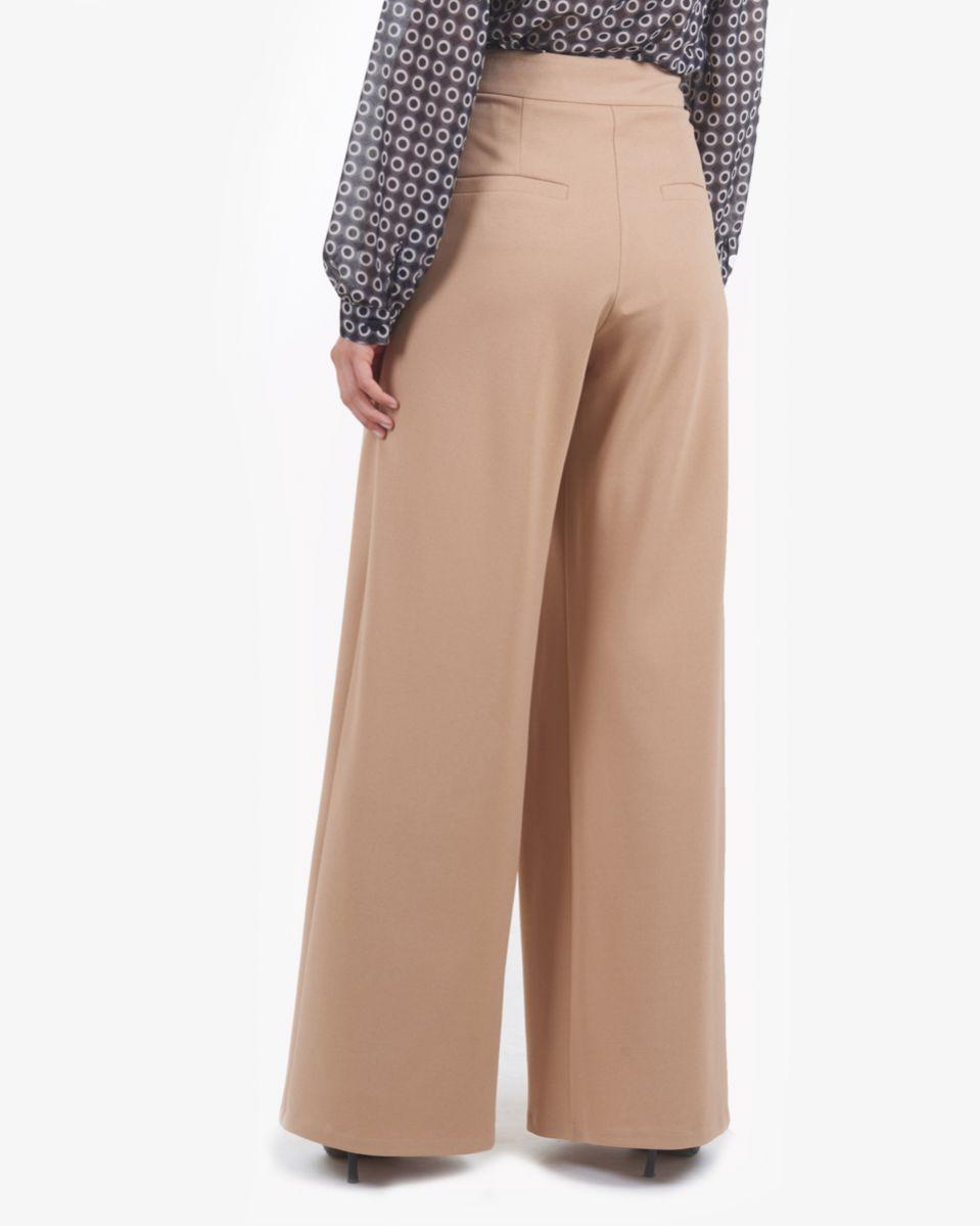 Pantalone scuba alta vita