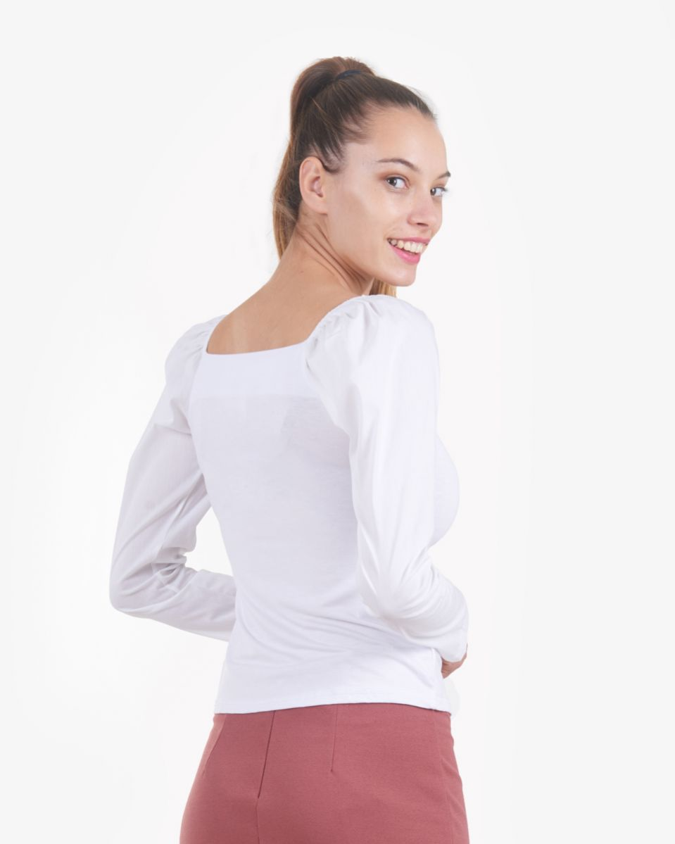Camicia viscose con popeline