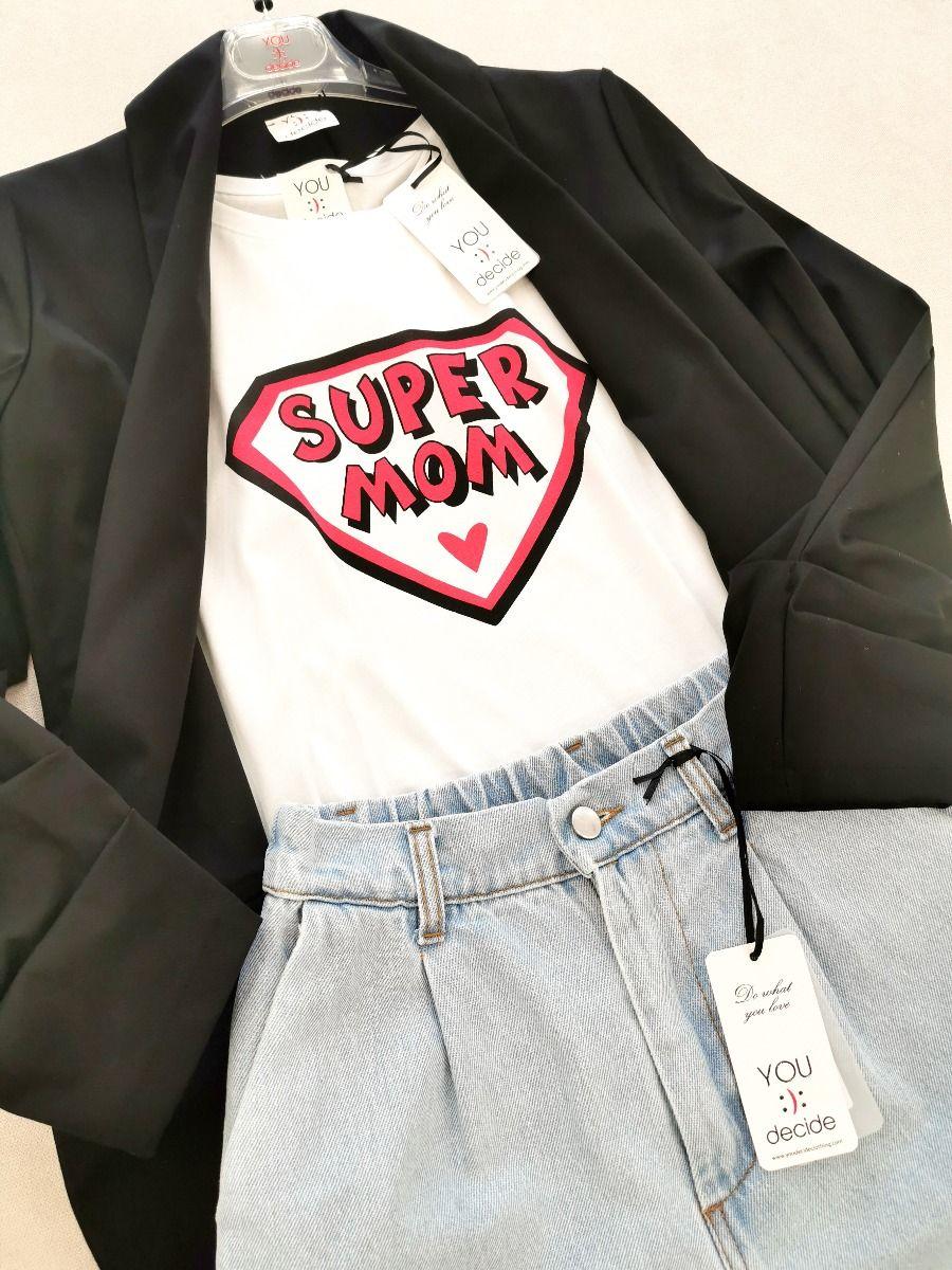 T-SHIRT SUPER MOM