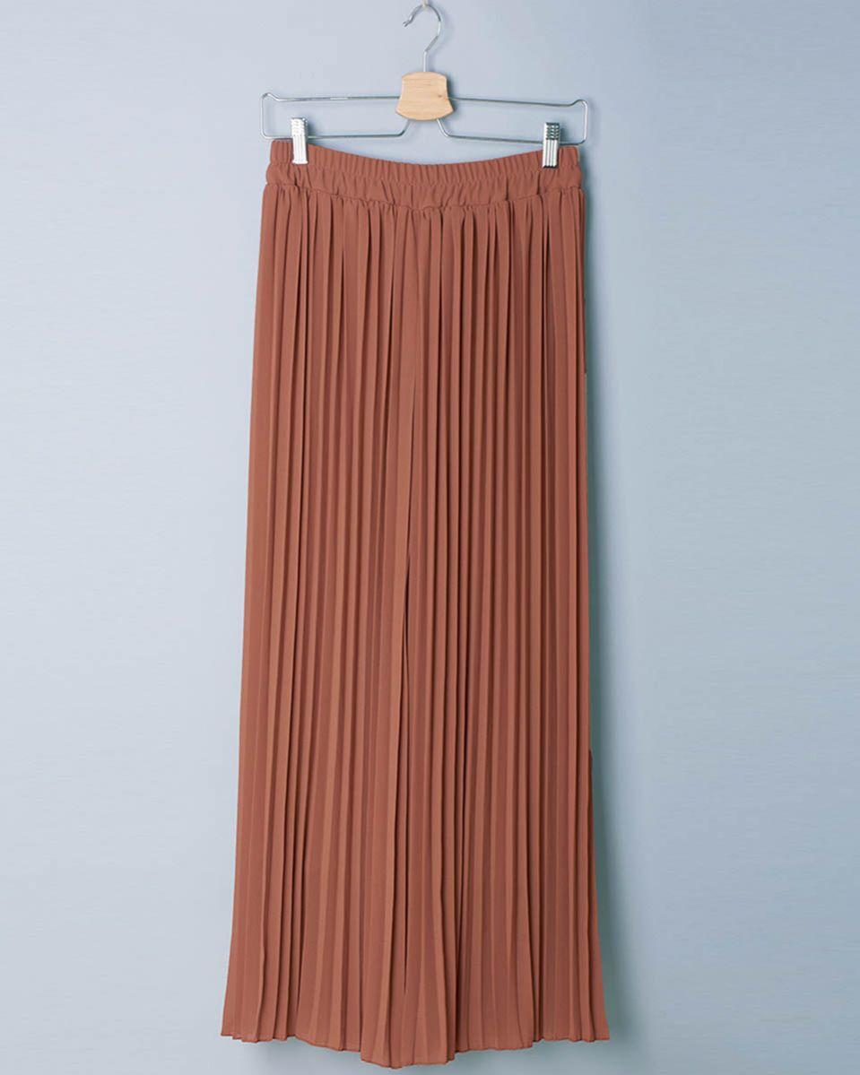 Pantalone plisse