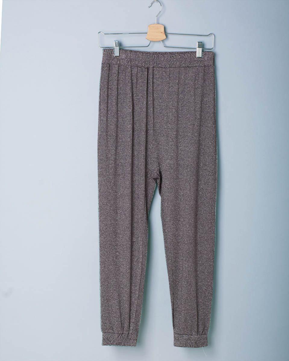 Pantaloni lurex