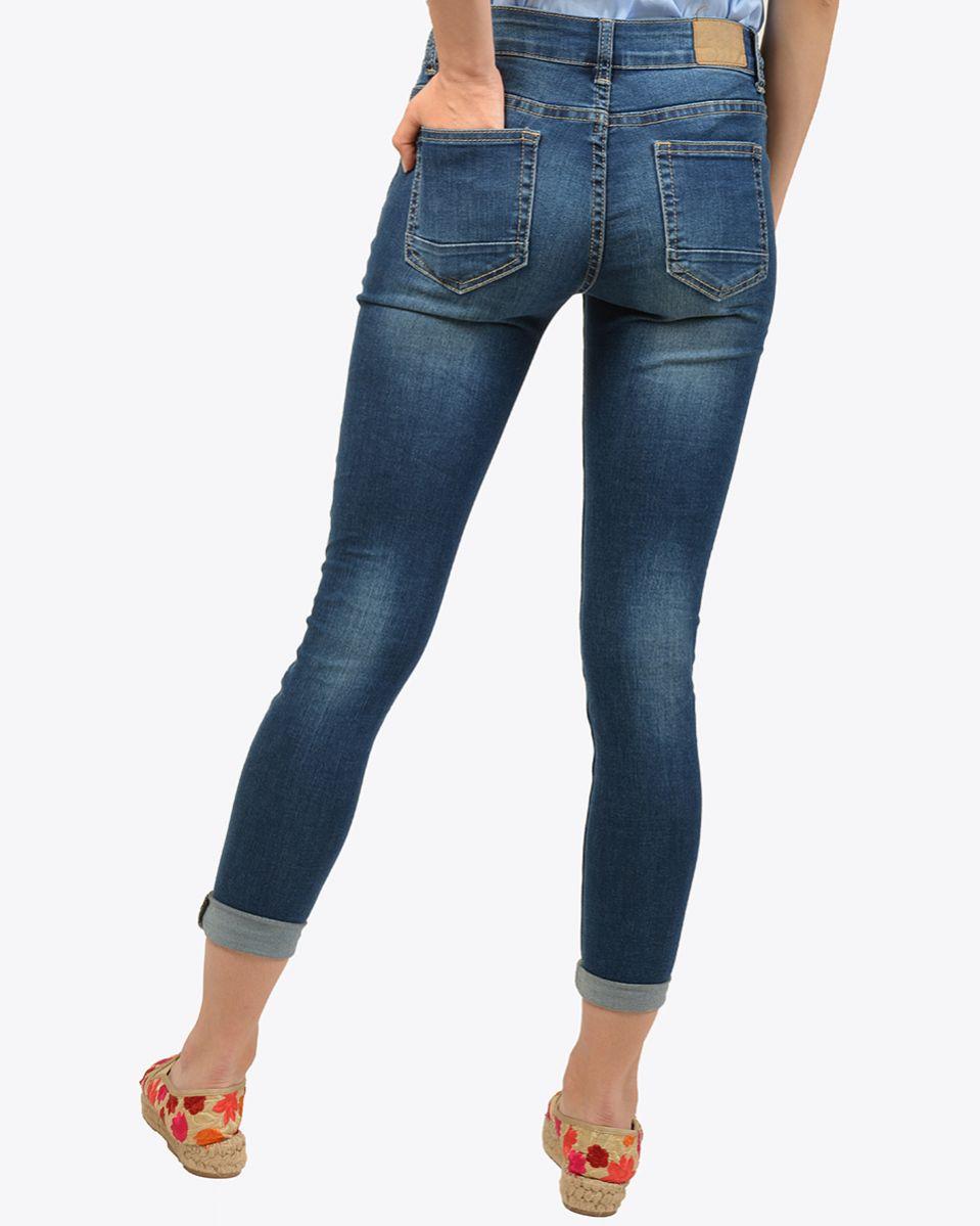 Jeans attillato