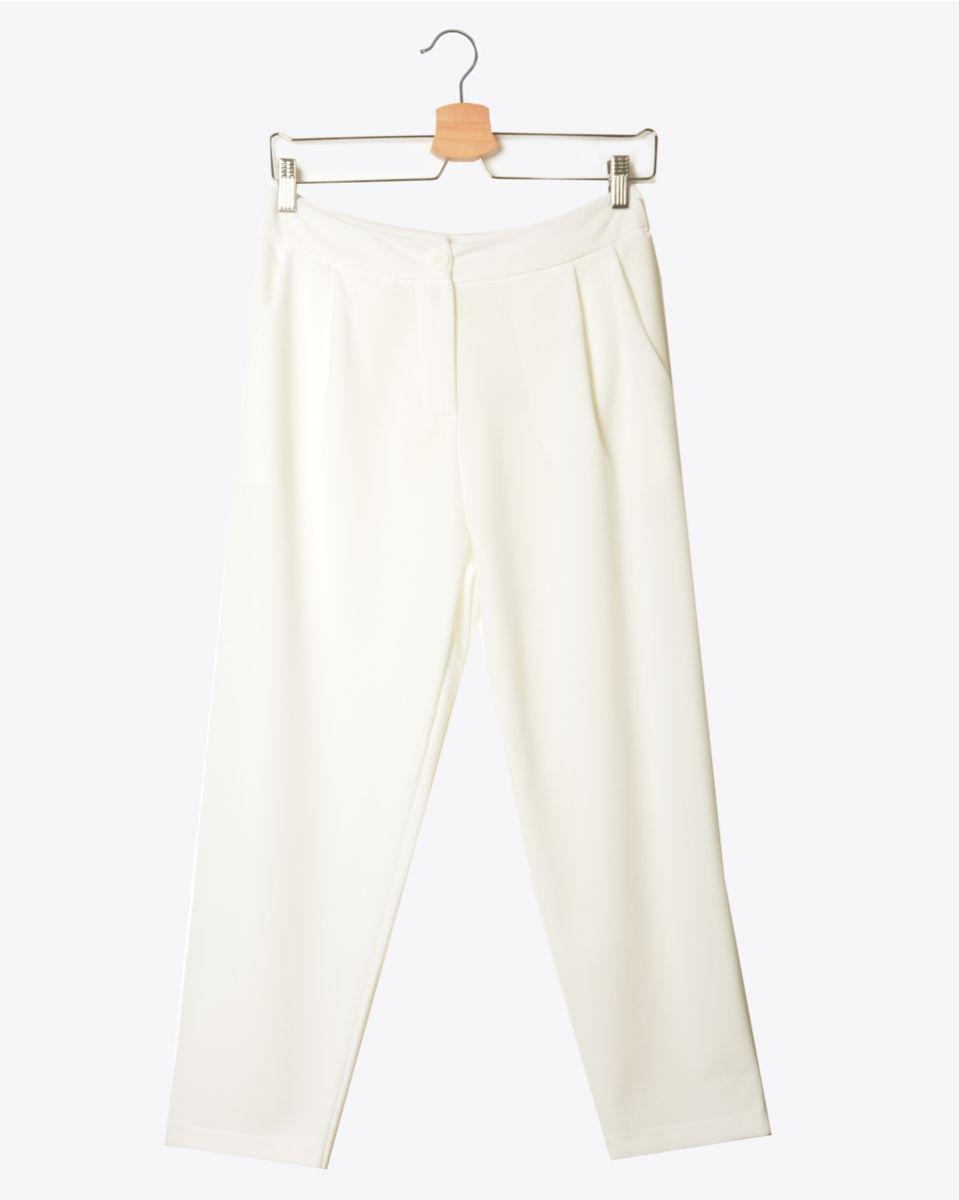 Pantalone in crepe scuba