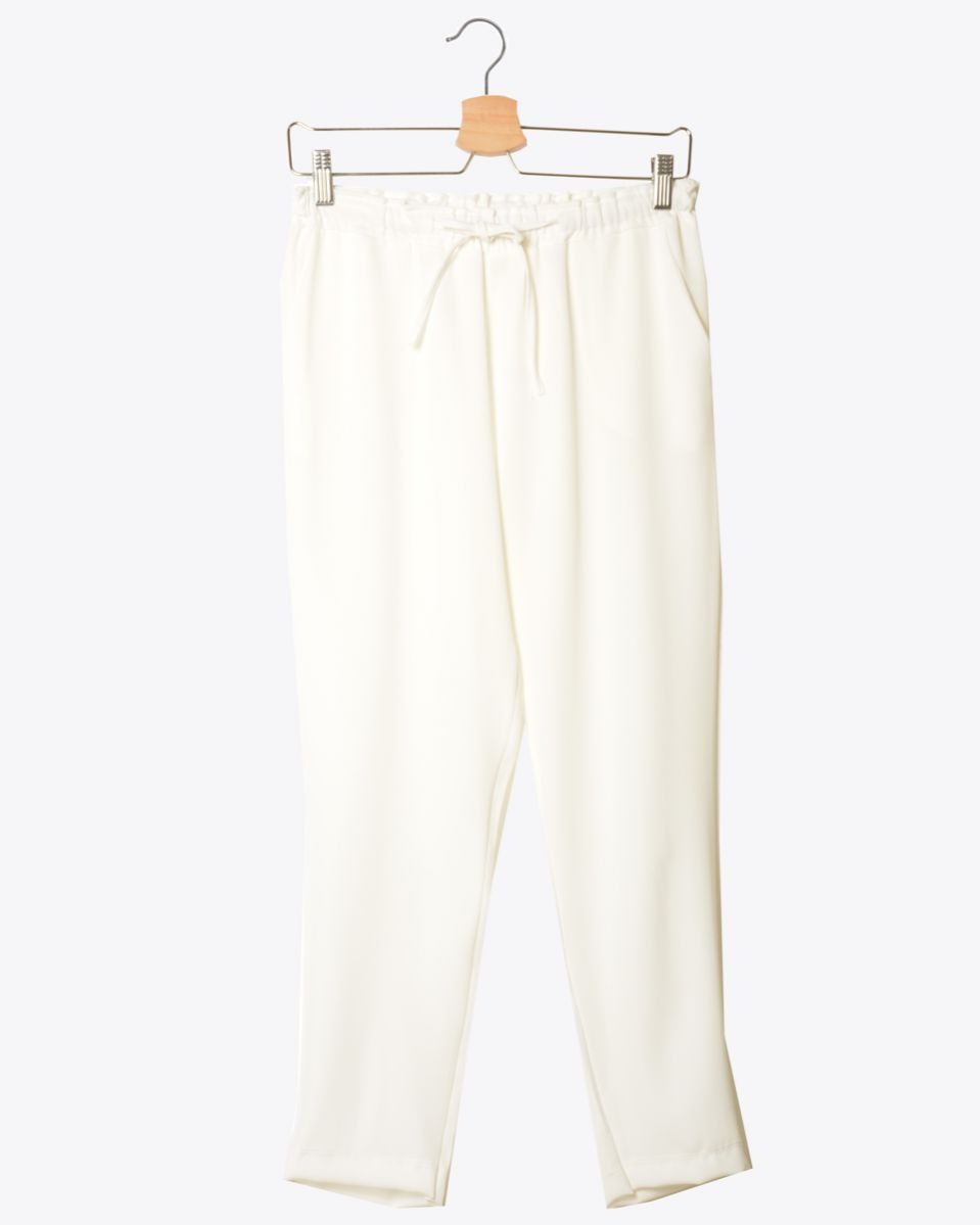 Pantalone cadì con coulisse