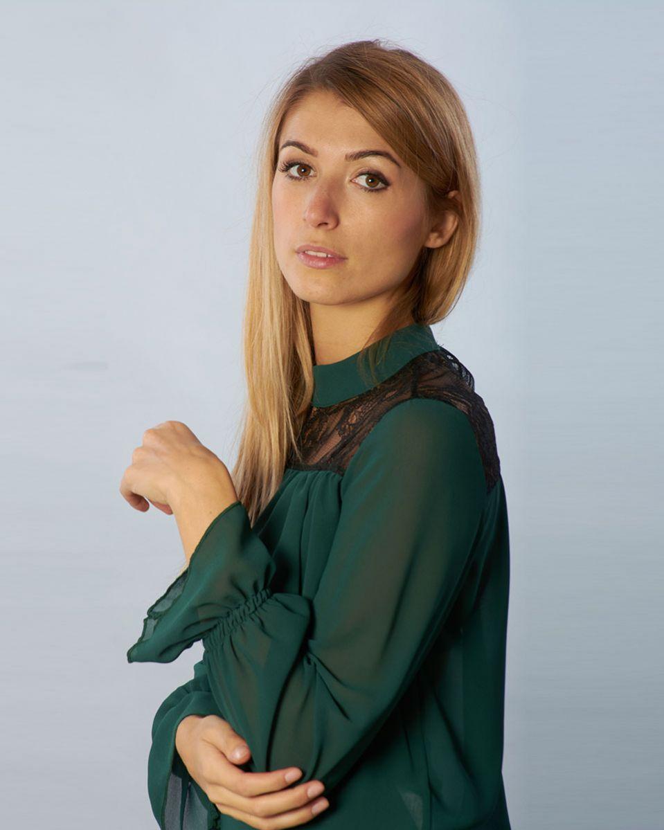 Blusa georgette