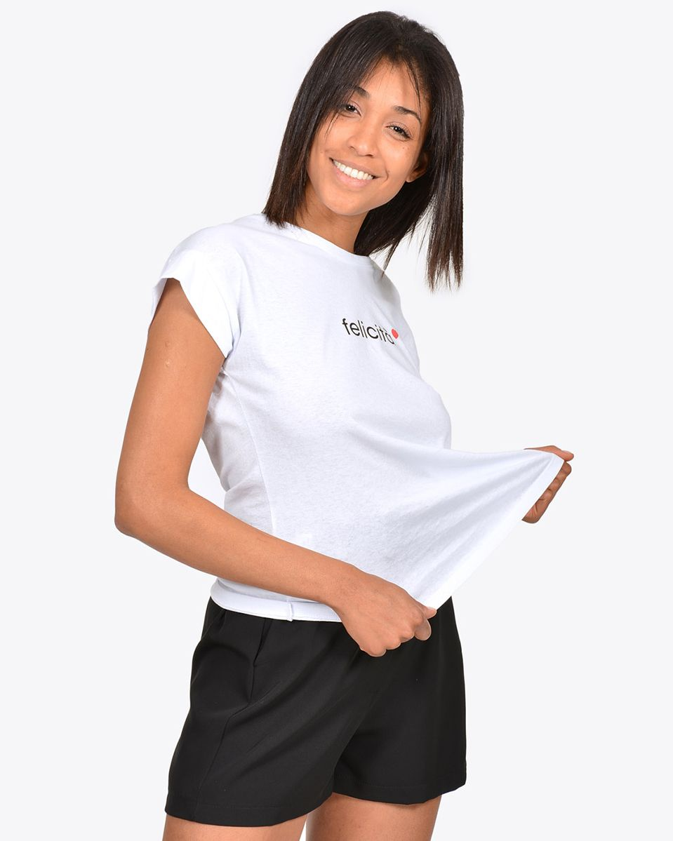 T-shirt felicita'